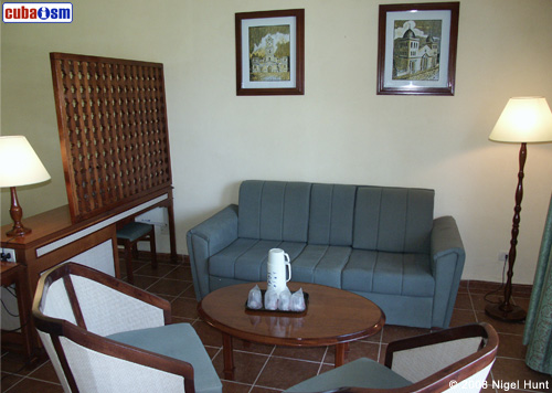 Hotel Guardalavaca Living Room